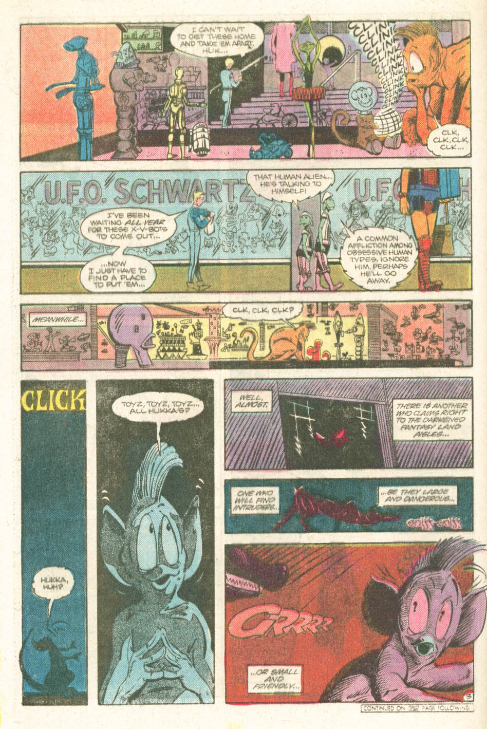 Read online Atari Force (1984) comic -  Issue #18 - 23
