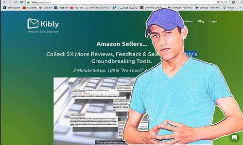 ضع تعليقات ونجوم لمنتجاتك عبر أمازون وزد في أرباحك بإستعمال- kibly