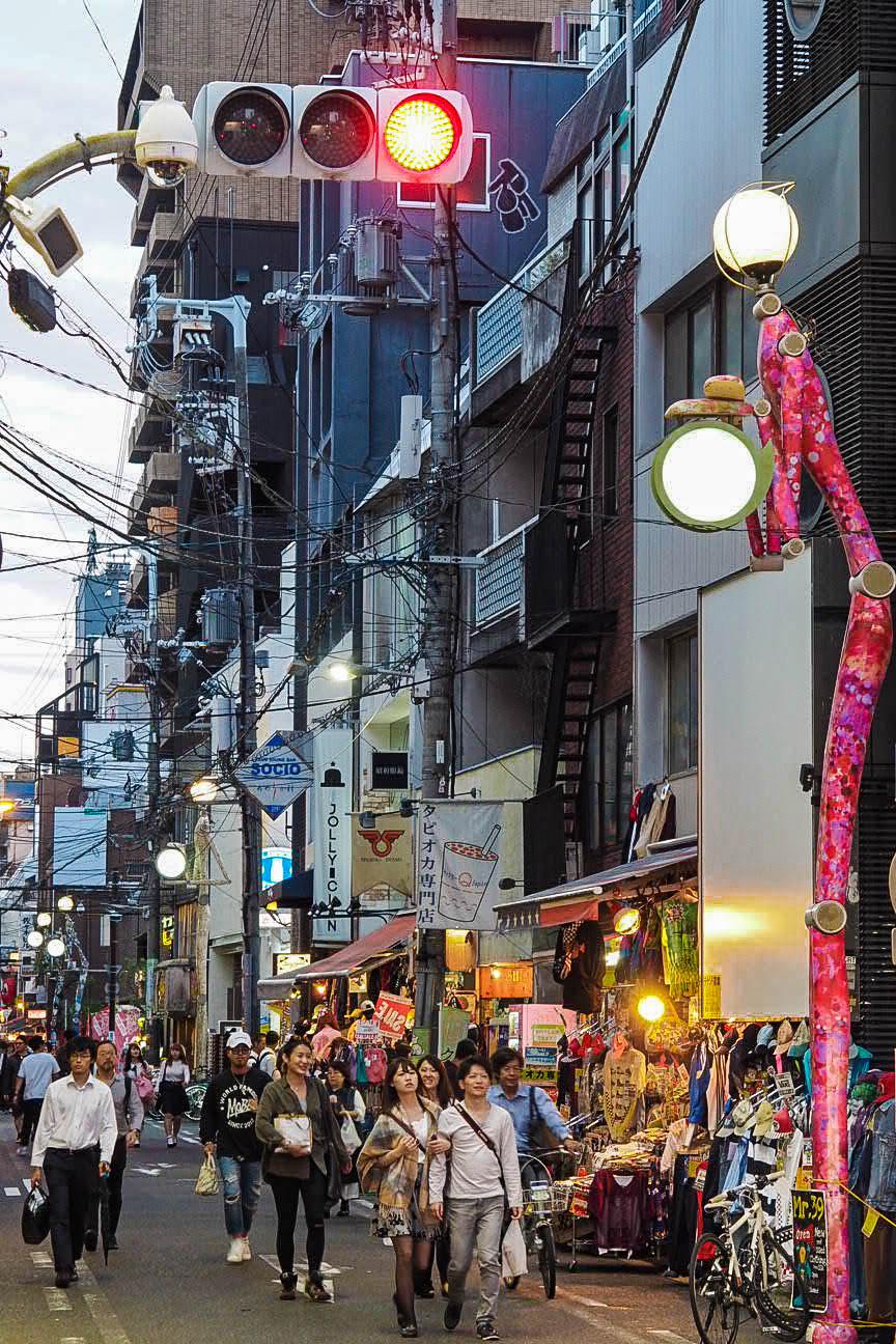 Amerika-mura in Osaka