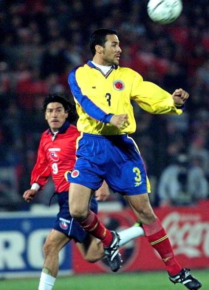 Chile y Colombia en Clasificatorias a Corea/Japón 2002, 2 de septiembre de 2000