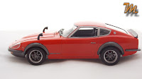 Nissan / Datsun 240Z Fairlady scale model