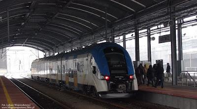 EN76-007 na stacji Katowice