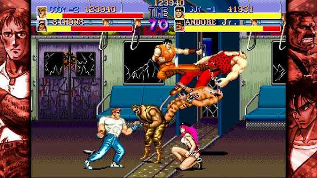 screenshot-2-of-capcom-beat-em-up-bundle-pc-game