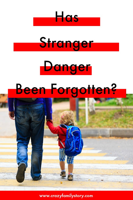Has Stranger Danger Been forgotten?