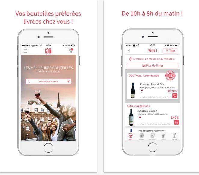 Beaux vins le top 10 des wine apps pour smartphone - Application cave a vin gratuite ...