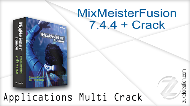 MixMeisterFusion 7.4.4 + Crack