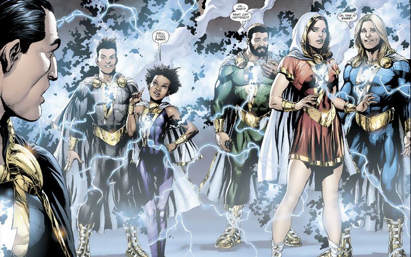 Familia Marvel