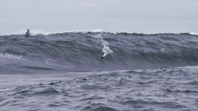 Tyler Hollmer-Cross at Pedra Branca - 2014 Wipeout of the Year Entry - Billabong XXL Big Wave Awards