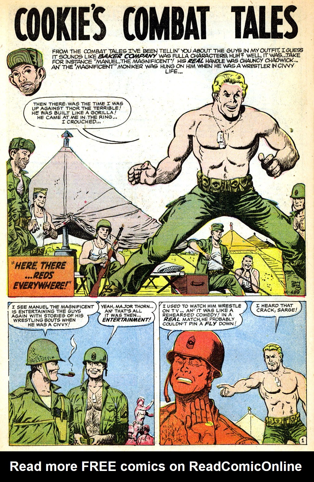 Combat Kelly (1951) issue 44 - Page 16