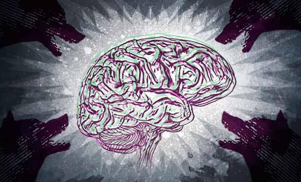 No tienes idea de lo que realmente significa el término deprimido hasta que te devora