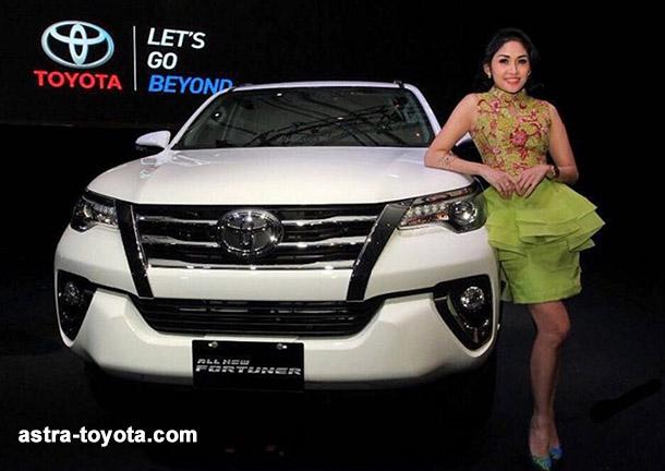 Harga Mobil Toyota All New Fortuner Baru 2016 Surabaya