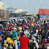 Em 45% das cidades existem mais motos que carros