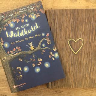 Das kleine Waldhotel Kinderbuch Schneiderbuch Kallie George