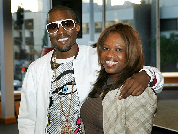 Kanye está fazendo um jogo sobre sua mãe indo para o céu