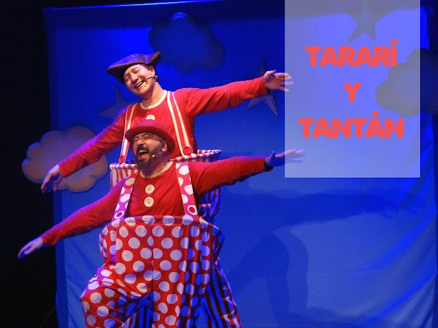 Tararí y Tantán (Teatros Luchana)