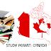 تريد الدراسة في كندا ؟؟ إليك الخطوات للحصول على تصريح الدراسة