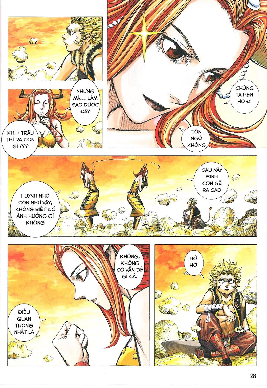 Tây Du chap 182 - Trang 27