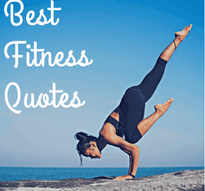 38+ Best Fitness Quotes For Motivation
