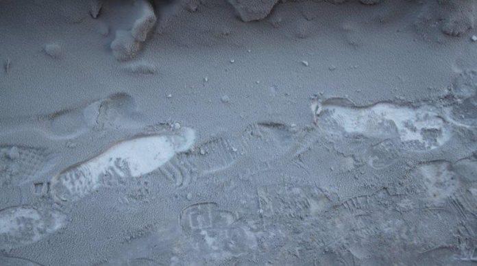 Μαύρο χιόνι στη Σιβηρία – Έκπληκτοι οι κάτοικοι, τι λένε οι ειδικοί