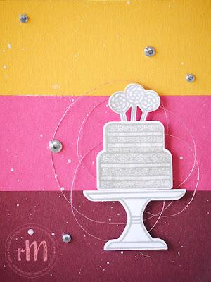 Stamp Impressions Blog Hop: Our Favourites – one stamp set, three projects mit Kuchen ist die Antwort