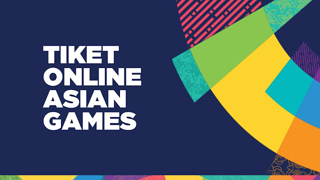Gambar tiket online asian games 2018