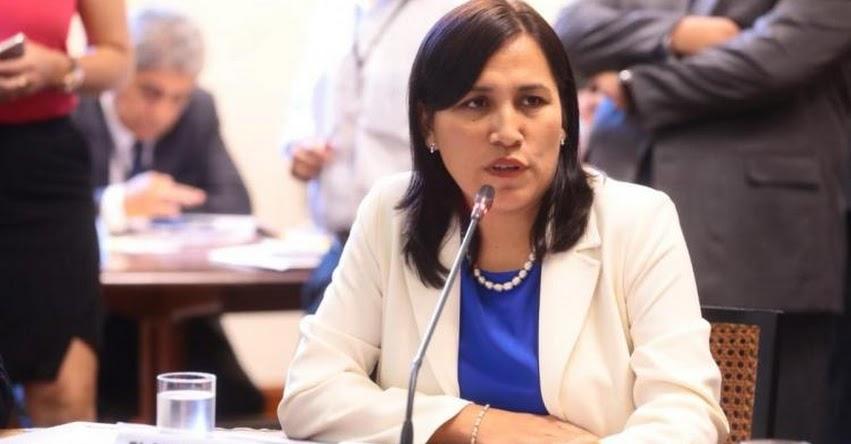 MINEDU: Ministra de Educación rechaza contenidos inapropiados en texto escolar y anuncia investigación para sancionar a responsables - www.minedu.gob.pe