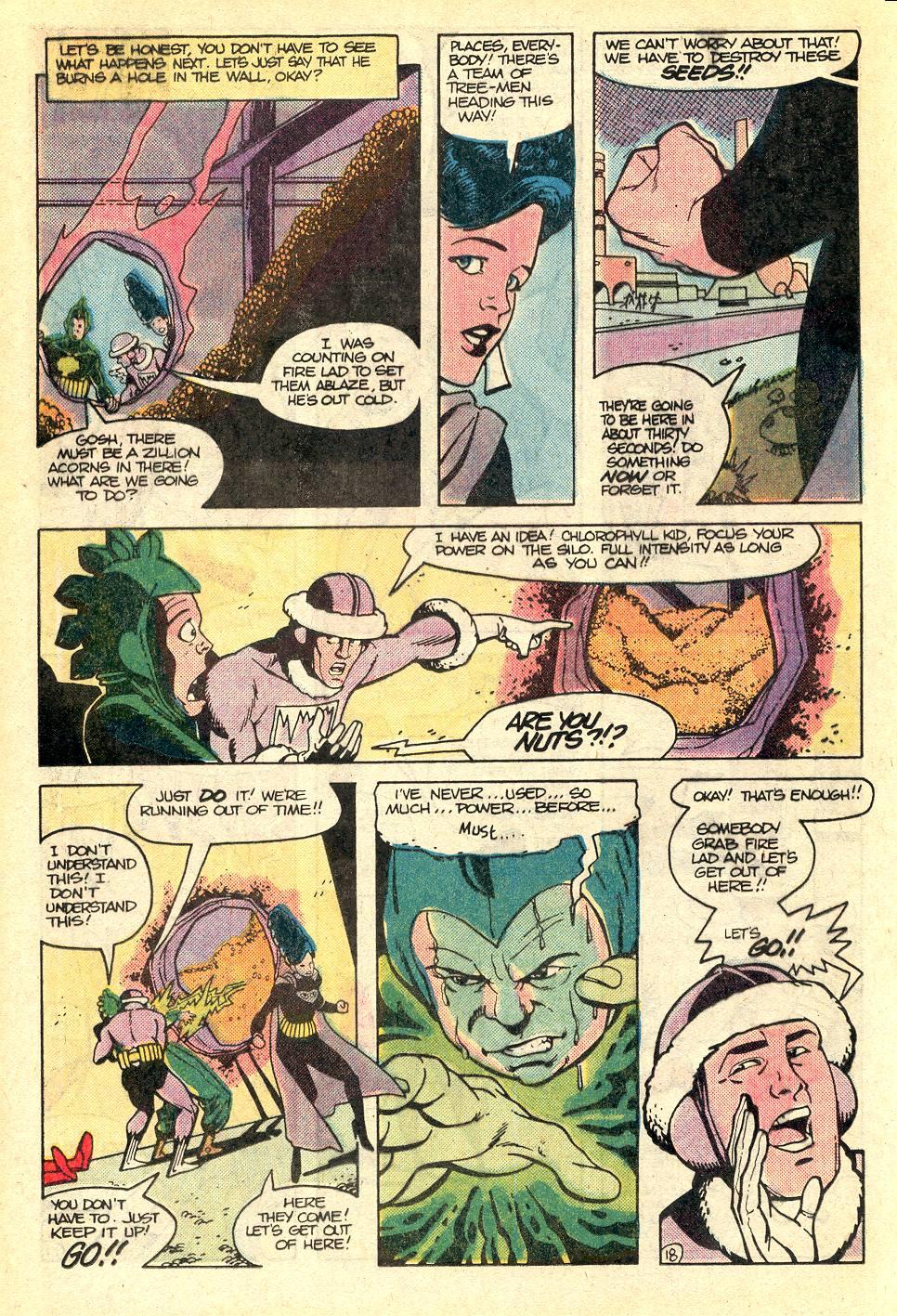 Read online Secret Origins (1986) comic -  Issue #37 - 20