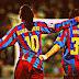 Ronaldinho Nilai Lionel Messi Tetap Terbaik di Dunia