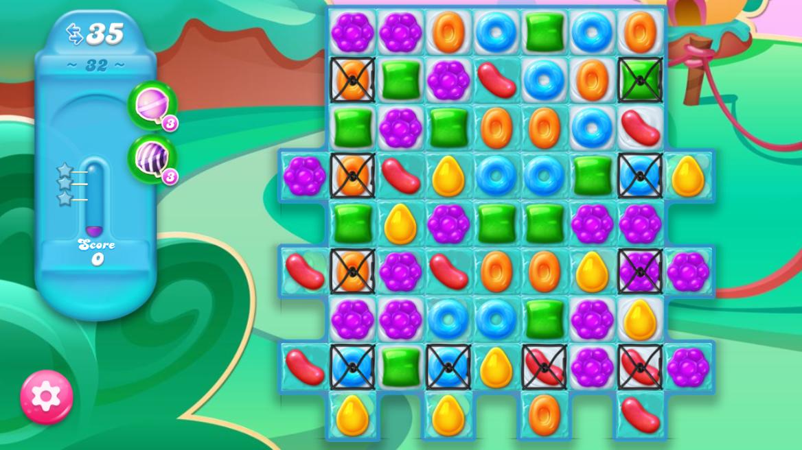 Candy Crush Jelly Saga 32