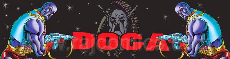 Doga Banner Raj Comics