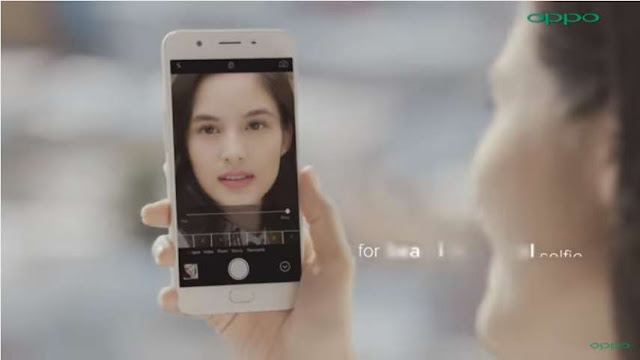Video promo Oppo F1s beredar, konfirmasikan kamera selfie 16MP