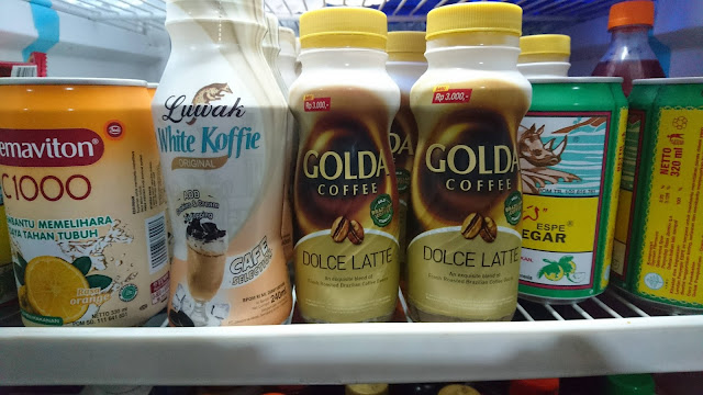 LUWAK WHITE KOPI BOTOL | Ready to Drink