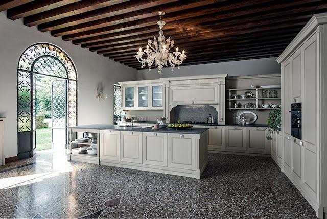 Arredamento Perfetto consiglia Etoile di Cesar: Cucina dalle linee classiche e dal design moderno