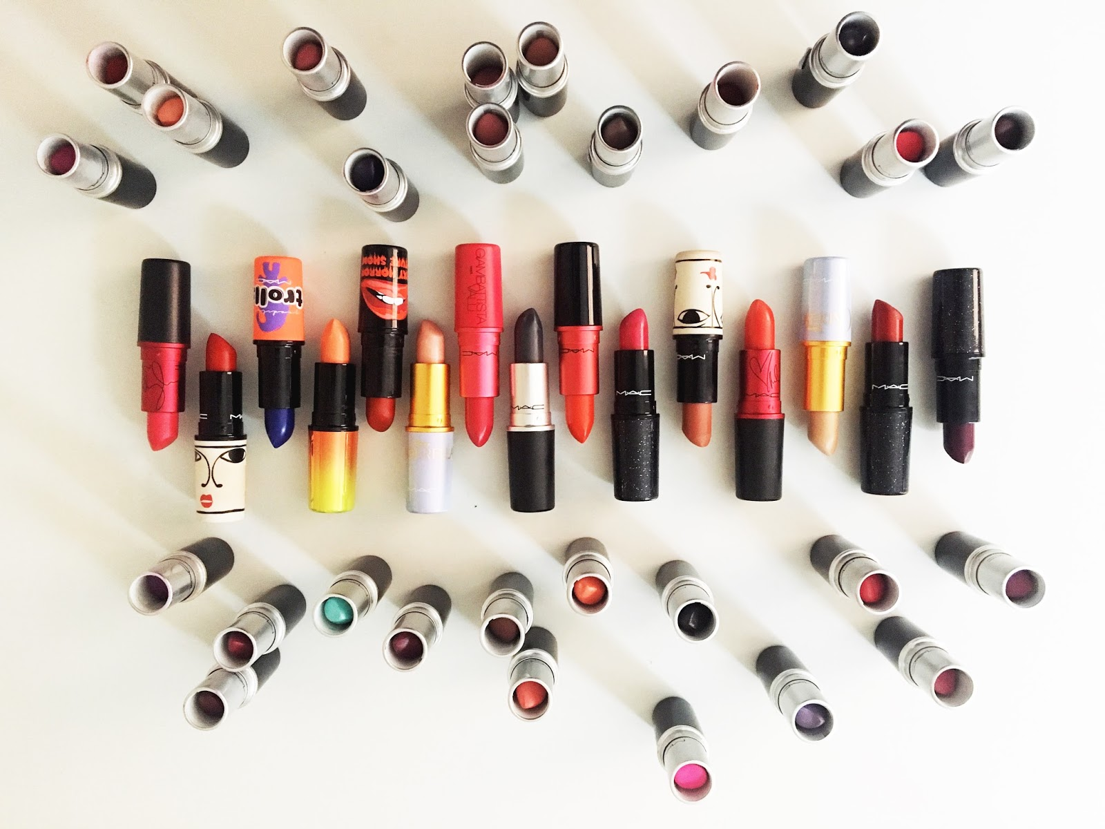 limited edition mac lipsticks