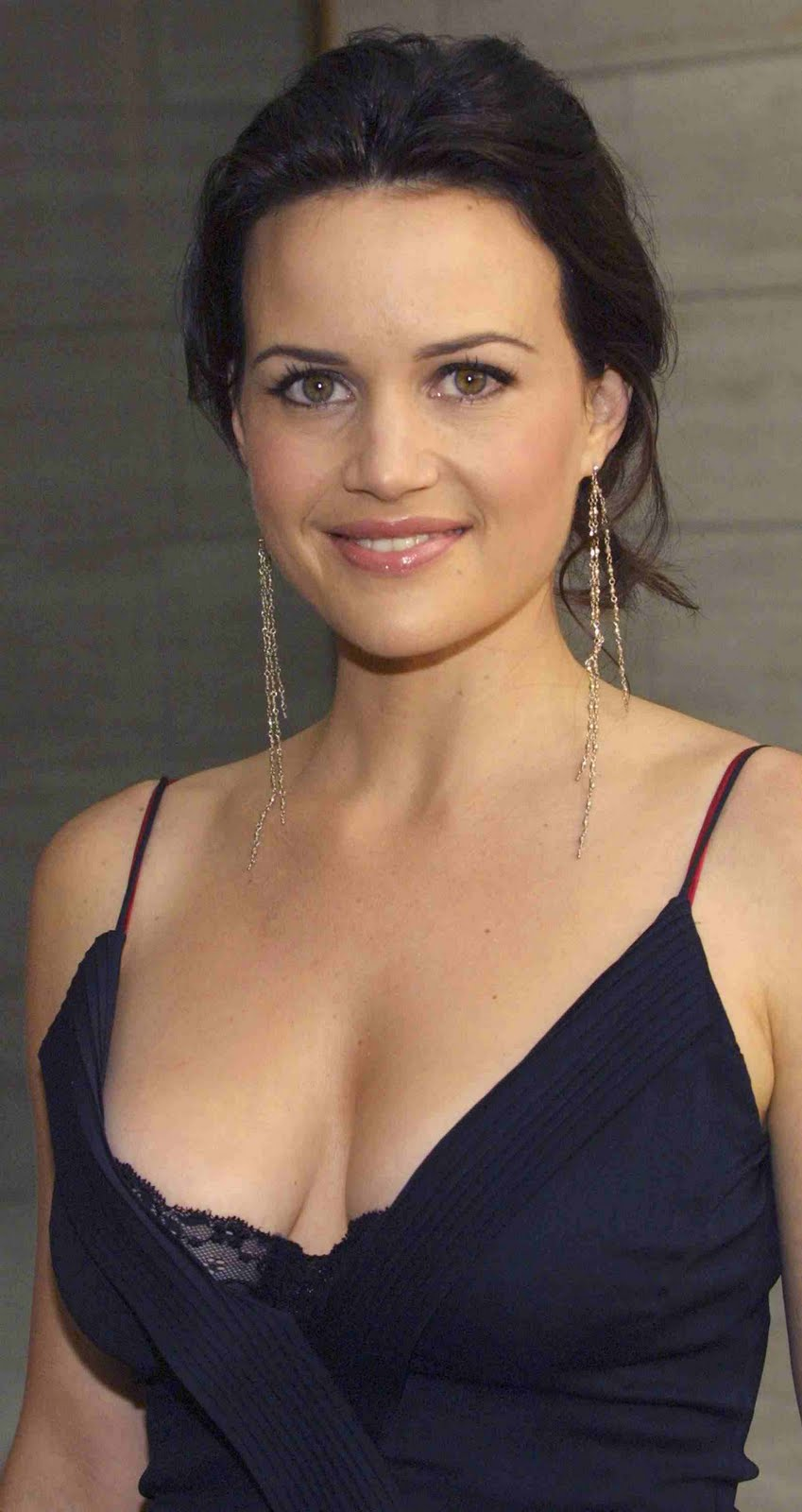 The Agitation of the Mind: Carla Gugino