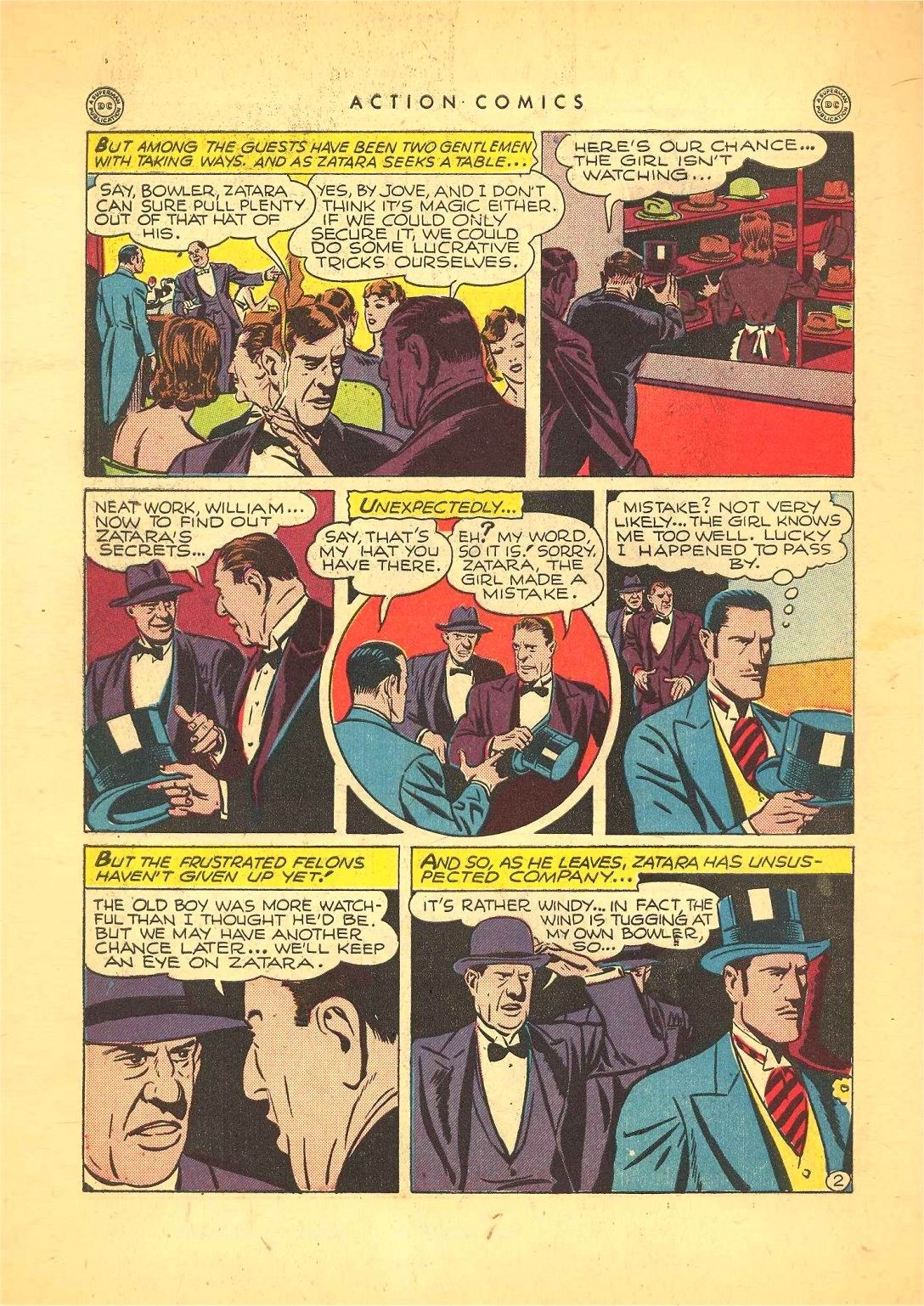 Read online Action Comics (1938) comic -  Issue #92 - 44