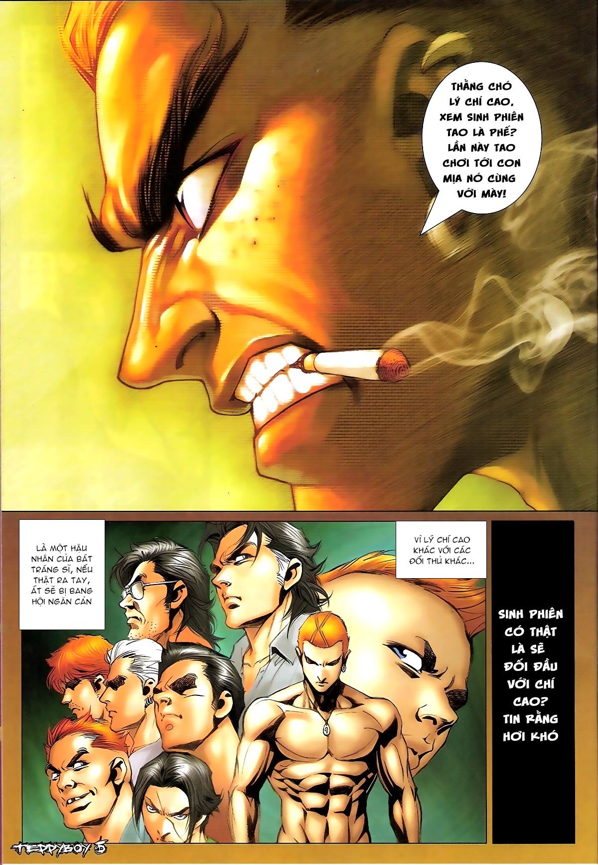 Người Trong Giang Hồ - Chapter 1350: Chơi tới cùng 2 - Pic 3