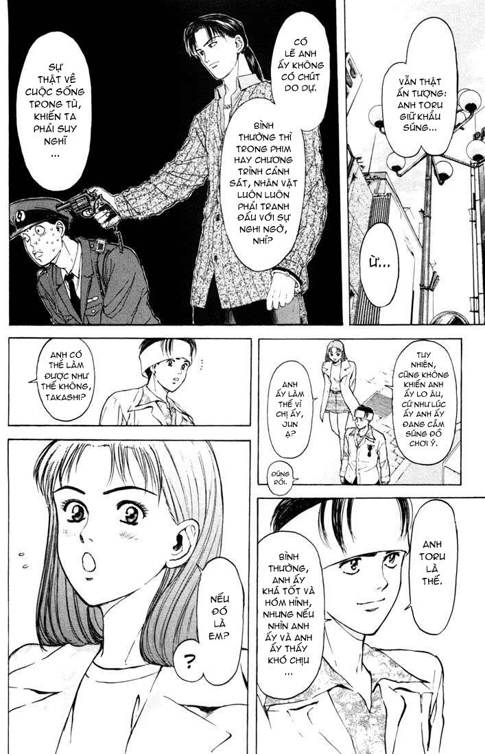 Psychometrer Eiji chapter 54 trang 19