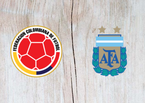 Colombia vs Argentina Full Match & Highlights 12 September 2018