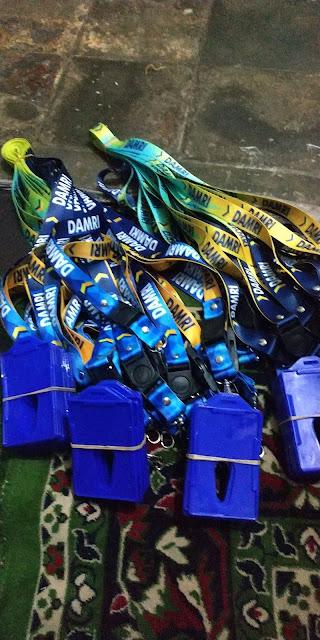 Layanan cetak tali lanyard murah di Jakarta