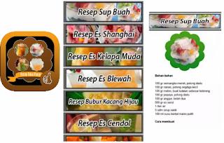 Aplikasi Resep Buka Puasa Lengkap Menu Takjil Sahur Praktis Sederhana