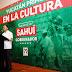 Presenta Sahuí propuesta cultural ante la comunidad artística