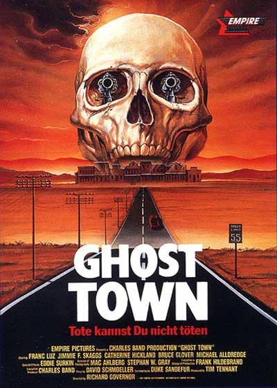Ghost Town (1988) ταινιες online seires oipeirates greek subs