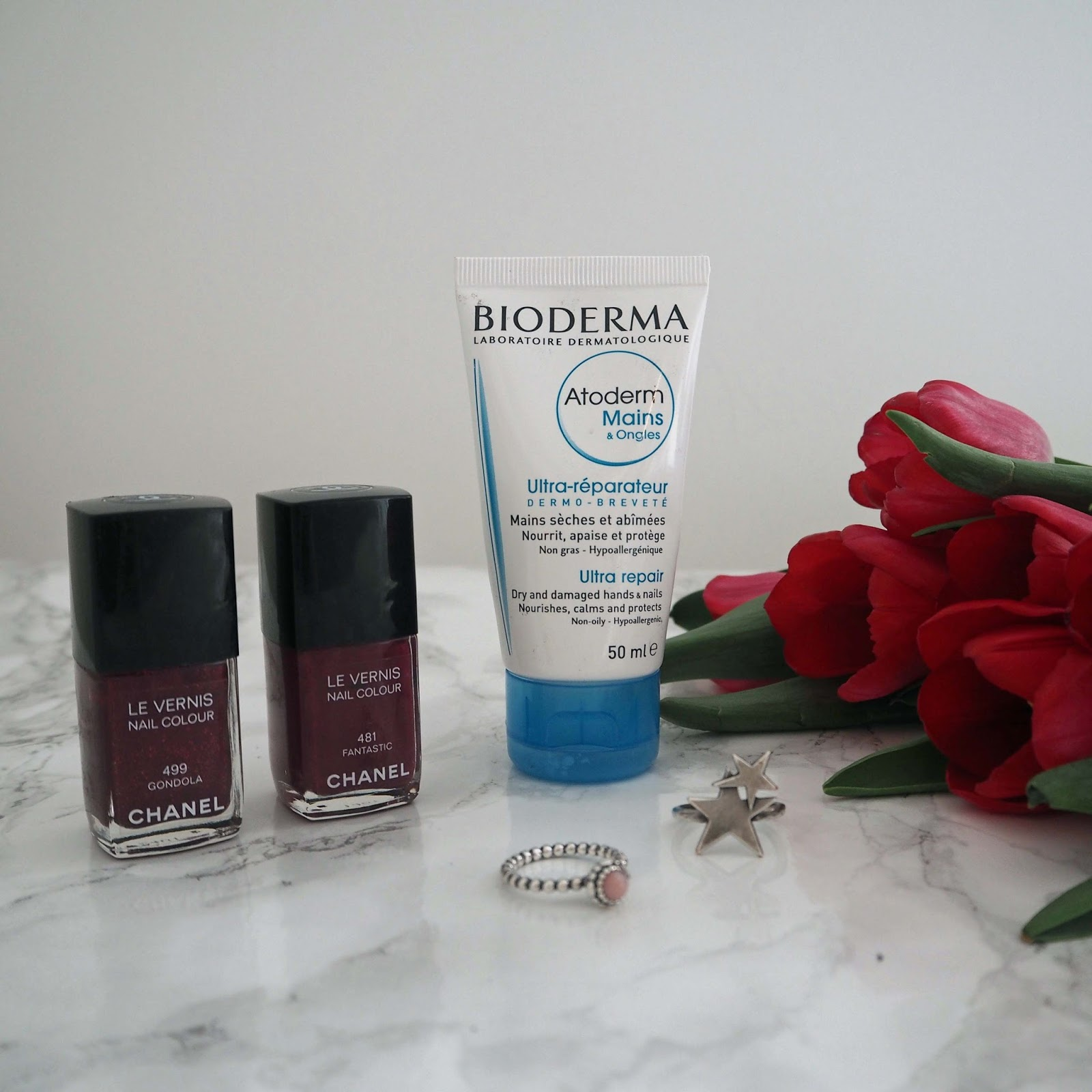 Bioderma hand cream review, over 40 blog