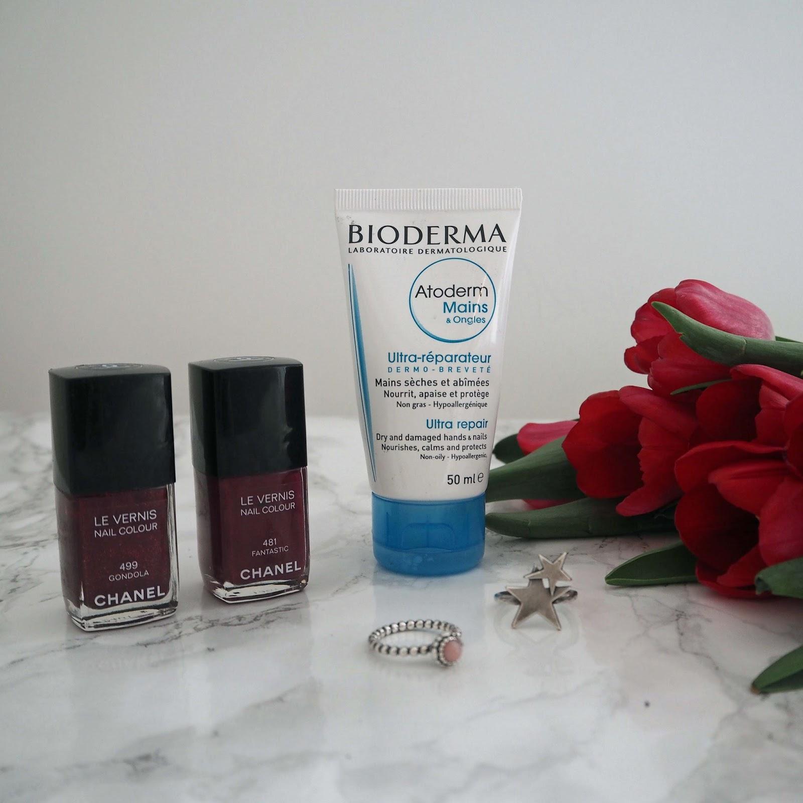 Bioderma hand cream review, over 40 blog