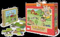 Maxi puzzle pour Enfants : Sassi Junior