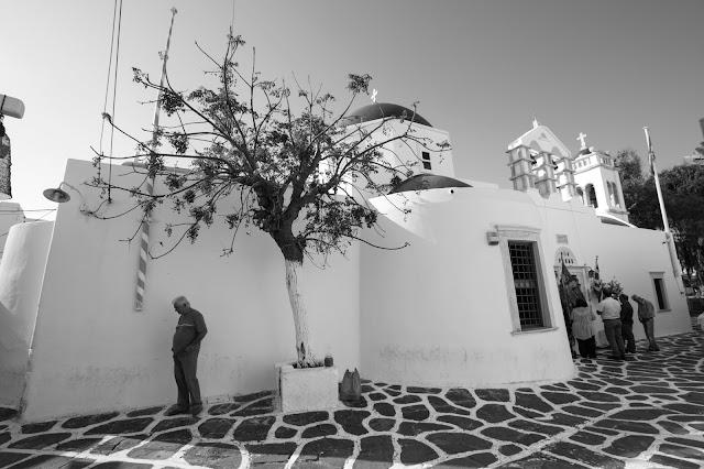 Chiesa-Mykonos town