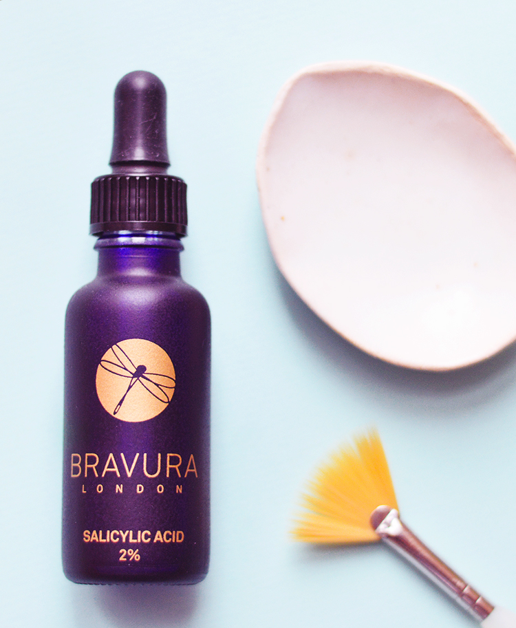 Bravura Salicylic Acid 2% Review.