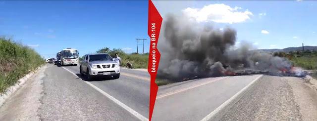 Protestos de caminhoneiros afeta o fornecimento de combustivel