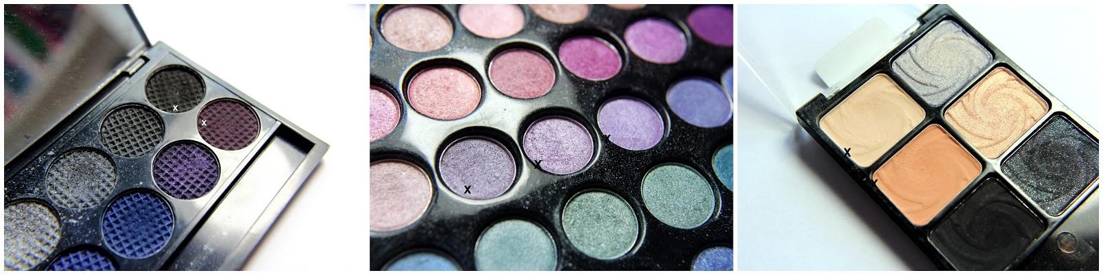 amu purple smokey eyes blush affair. Black Bedroom Furniture Sets. Home Design Ideas